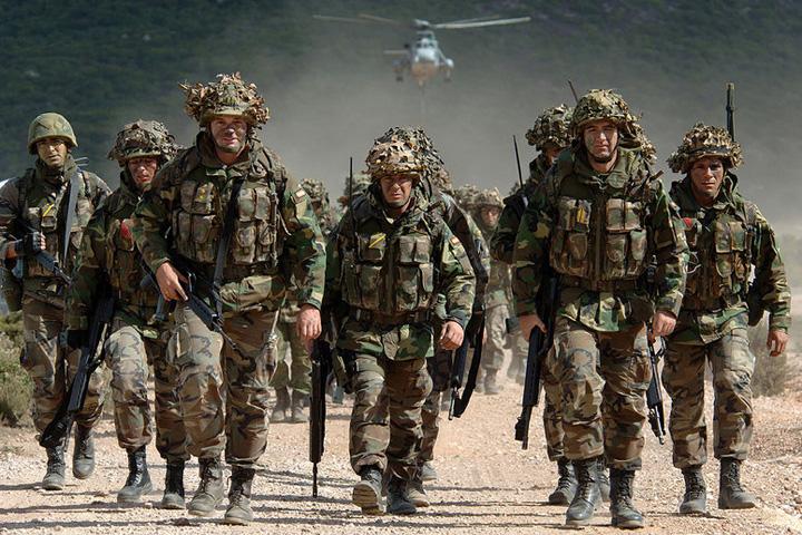 trupe nato NATO, pregatita sa trimita trupe in Europa de Est si in tarile baltice