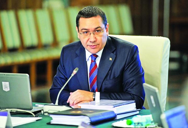 victor ponta Ponta se viseaza lider regional