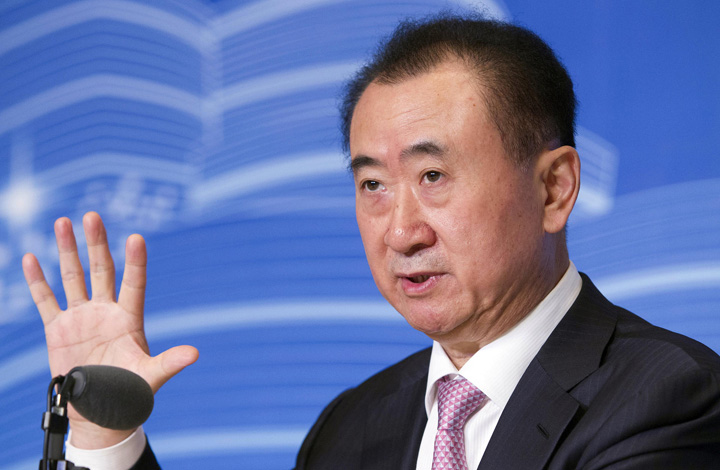 wang jianlin Beijing de depasit New York la numarul miliardarilor