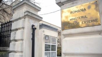 maesediu 350x196 MAE reactioneaza dupa acoperirea emblemei Ambasadei Romaniei cu steagul secuiesc