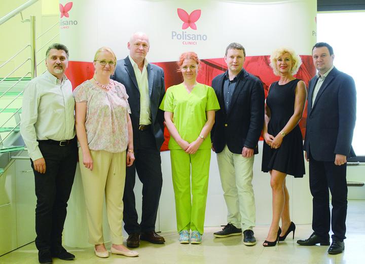 Delegatie austriaca Medici de la Spitalul Universitar din Viena vor opera la Polisano
