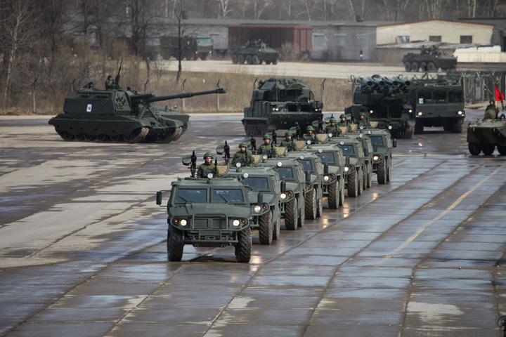 MARE In caz de razboi, rusii ocupa Bucurestiul in 6 ore!