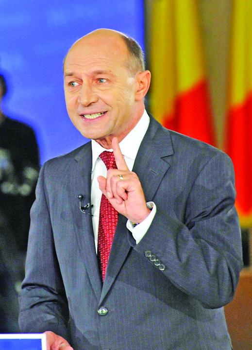 TRAIAN BASESCU FANE 257 Traian Basescu, in fata procurorilor, dupa inregistrarile fostului deputat Ghita