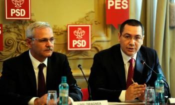 """Victor Ponta Liviu Dragnea 350x210 Reactie fara precedent. Ponta: """"E prost, pe bune, Dragnea! Nu stiu de ce minte, cred ca din prostie"""""""