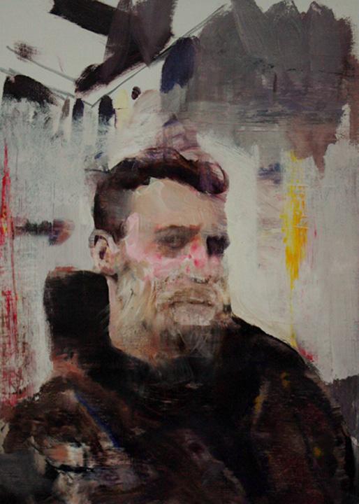 adrian ghenie selfportrait as a monkey Tablourile lui Adrian Ghenie se vand incredibil de scump