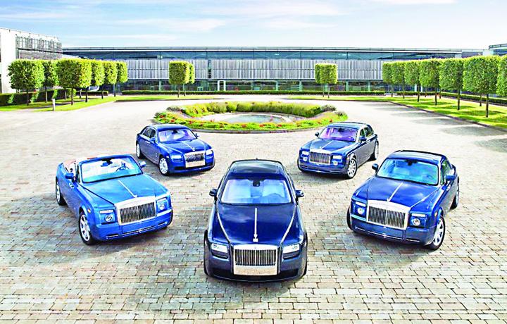 rolls Britanicii au aflat acum ca Rolls Royce si Bentley apartin germanilor!