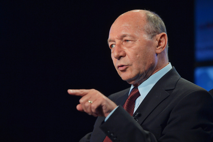 traian basescu Traian Basescu, in fata procurorilor. A plecat de la DNA dupa trei ore