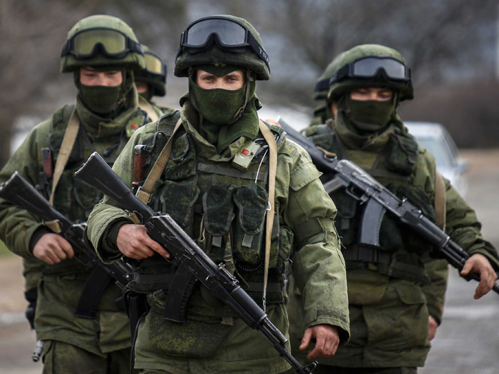 ukrainian officer russian troops opened fire at crimea base In caz de razboi, rusii ocupa Bucurestiul in 6 ore!