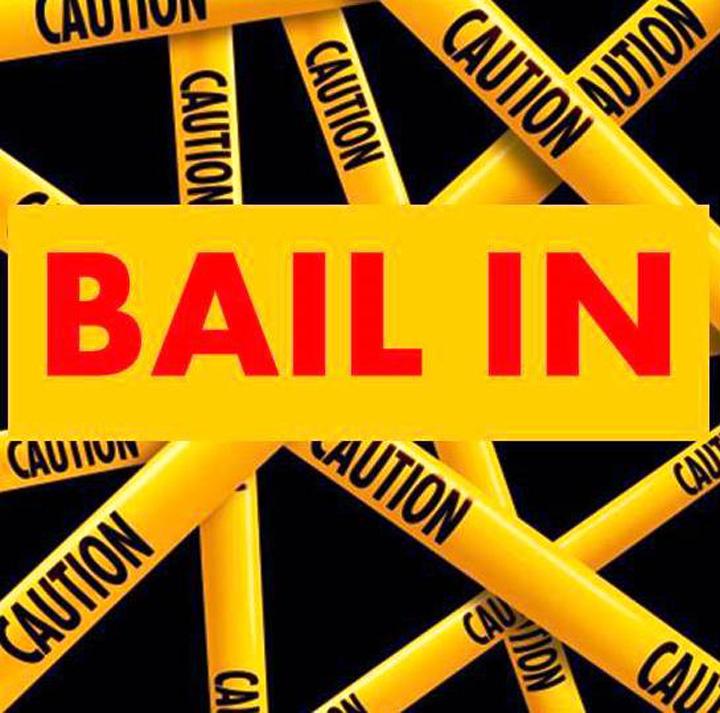 Caution Bail in Romanii, in pericol sa si piarda banii din banci