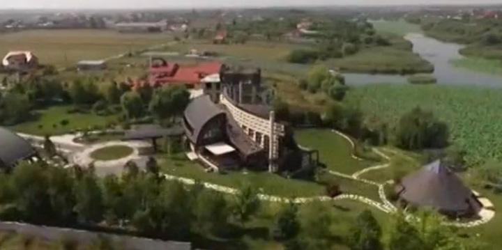 vila 1jpg Palatul de la Snagov al  lui Verestoy Attila