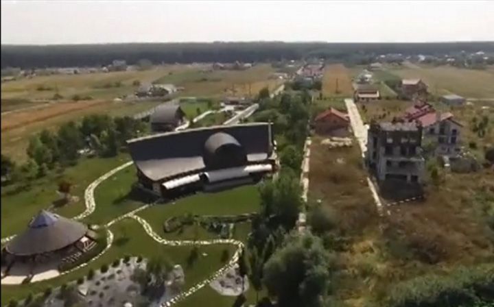 vila 3 Palatul de la Snagov al  lui Verestoy Attila