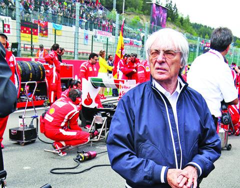 115521 Bernie vinde Formula 1 cu 8,5 miliarde de dolari!