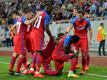14440798 1461402150542473 3190923315988984299 n steaua sept 350x262 Steaua a facut egal cu Villarreal, Astra a pierdut la Roma