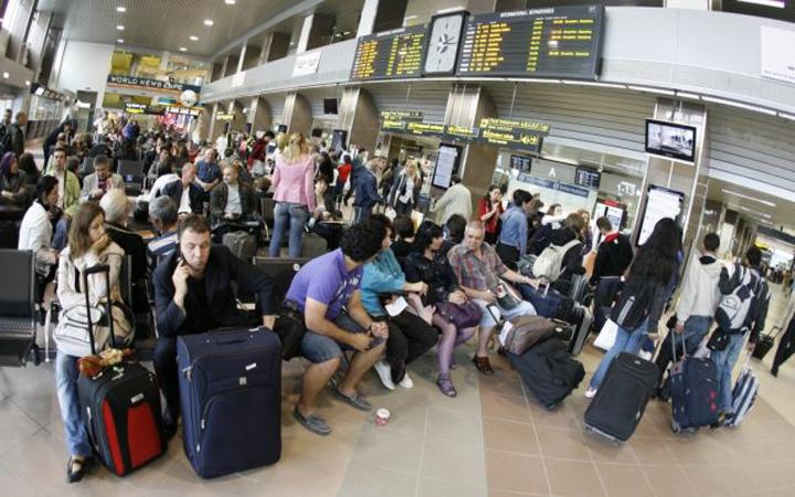 646x404 Haos provocat la Aeroportul Otopeni!