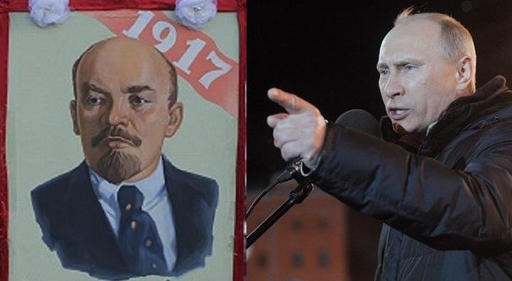 Lenin 620x341 Putin: Nu era necesara destramarea URSS