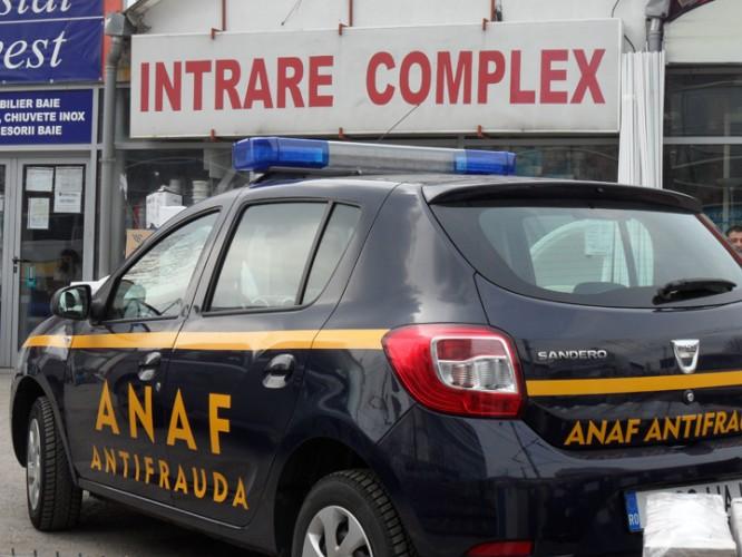 anaf1 666x500 Salarii mai mici pentru inspectorii Antifrauda