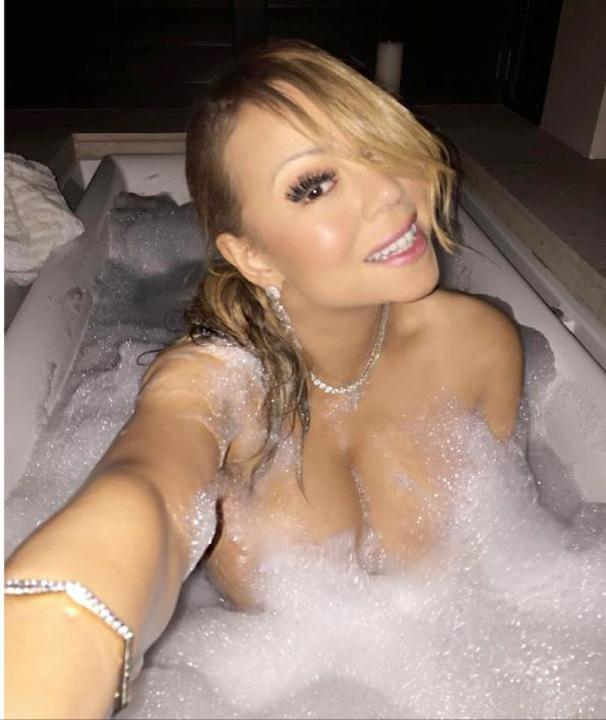 carey 1 Mariah Carey face spume la 46 de ani