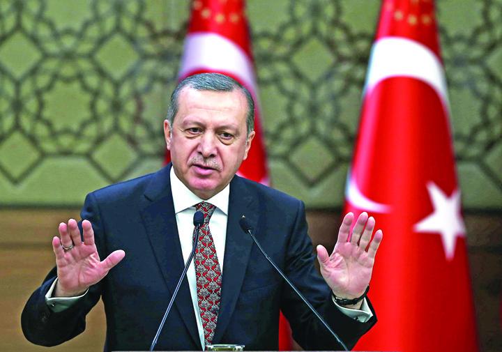 erdogan Erdogan s a ratoit degeaba la UE