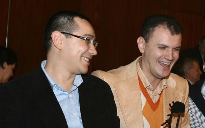 ghita si victor ponta adevarul Ponta, platesti pentru prietenia cu Ghita!