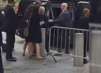 hil 1 350x253 Ce s a aflat despre sanatatea lui H. Clinton, dupa incidentul de la New York