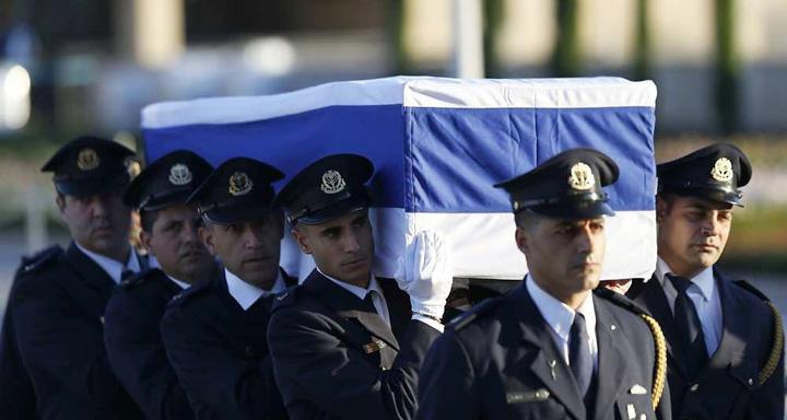 peres1 Funeraliile lui Peres, un cosmar pentru serviciile de securitate