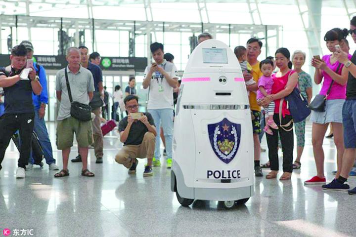 robot 1 Politia romana baga radare drone pe autostrazi!
