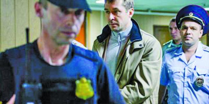 rusul arestat Numarul 2 din DNA ului rusesc, prins cu 122 de milioane de dolari negri