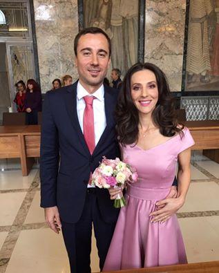 14724593 1161888770516940 1706862399368733514 n andreea S a maritat! Fosta campioana Andreea Raducan, superba in rochie de mireasa