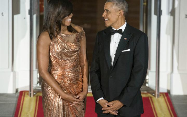 M Obama 3 Michelle Obama, regina balului