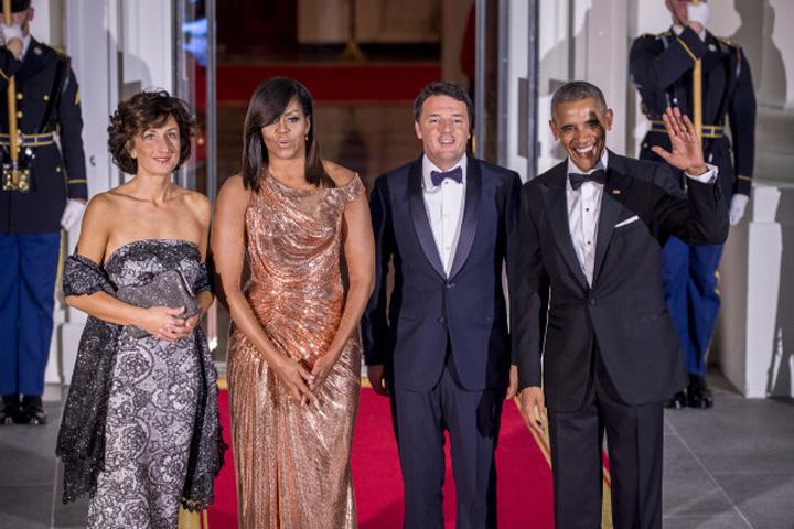 M Obama 4 Michelle Obama, regina balului