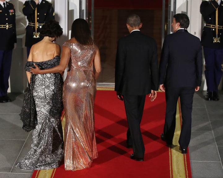 M Obama 5 Michelle Obama, regina balului