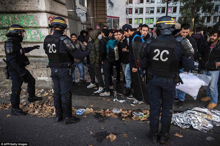 Paris 1 Apocalipsa la Paris!