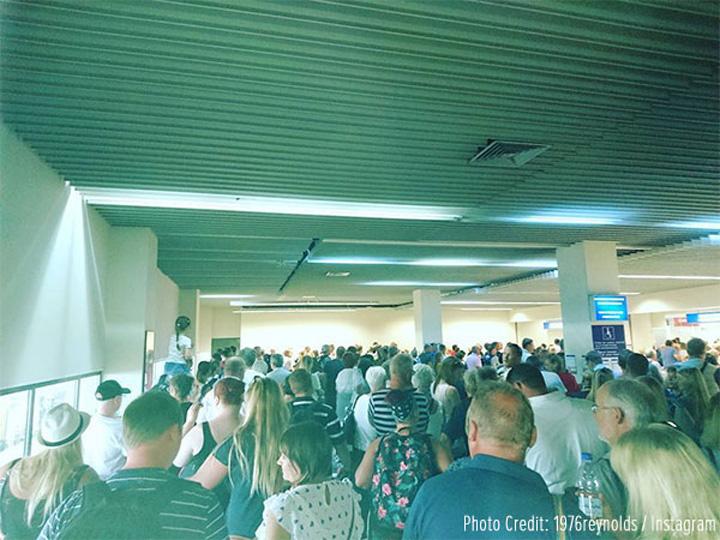 chania airport N avem loc nici in Top 10 cele mai proaste aeroporturi din Europa!