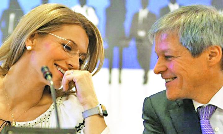 ciolos gorghiu Ciolos se executa: va fi premierul PNL