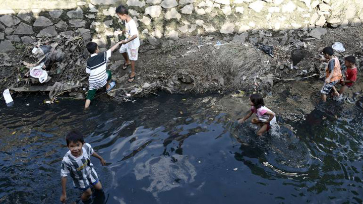 copii poluare 300 de milioane de copii traiesc in mediu contaminat