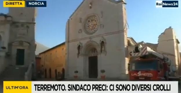 cutremur1 Primul anunt din directia MAE, dupa cutremurul din Italia