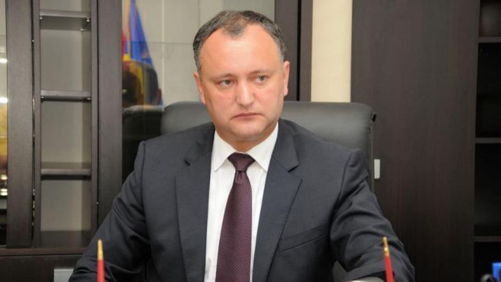 dodon1 Igor Dodon: Moldova e sortita sa fie prietena cu Rusia