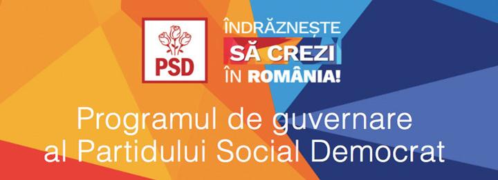 indrazneste sa crezi in romania Pana sa se bata pe ciolan, PSD si PNL se paruie pe slogan