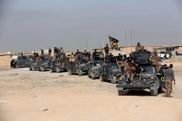 irak Statul Islamic va fi trecut prin foc si sabie