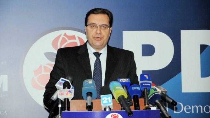 lupu 720x404 Chisinau: Marian Lupu se retrage din cursa prezidentiala