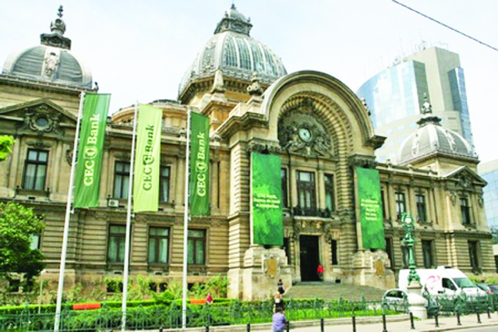 palat Familia Rothschild ataca CEC Bank!