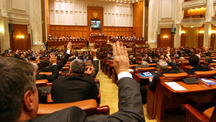 parlamentarii vot PNL, primul bobarnac pentru Ciolos