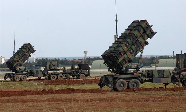 patriot Rachetele americane Patriot vin in Romania cu trenul