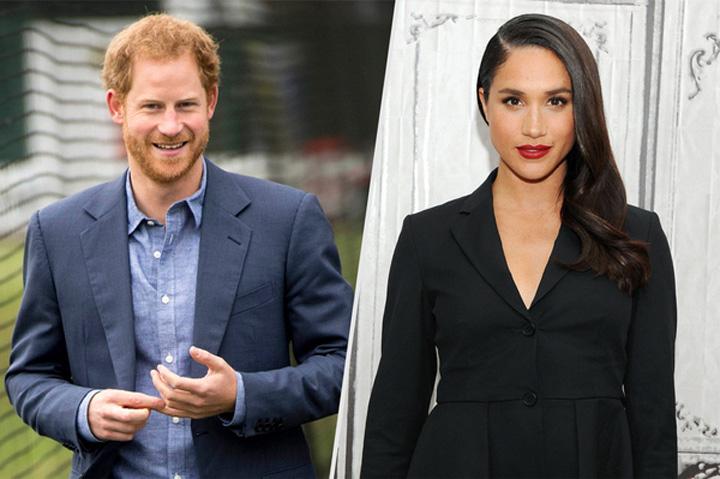 printul harry si meghan markle Printul Harry s a cuplat cu o actrita americana