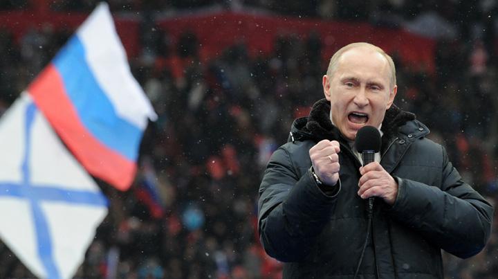 putin 1 Rusia isi cheama oamenii acasa. Incepe razboiul