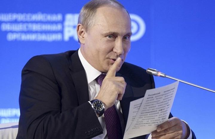 putin3 Nici GPS ul nu functioneaza in jurul lui Putin