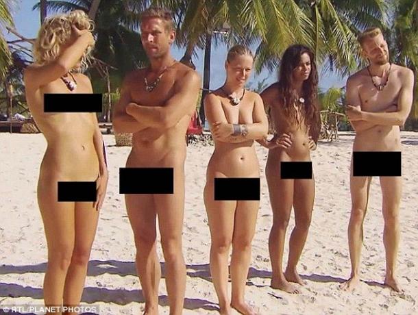 "show nudict 911 ""Adam o cauta pe Eva"", un show in fundul gol"