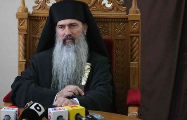 teod Arhiepiscopul Tomisului ramane sub control judiciar