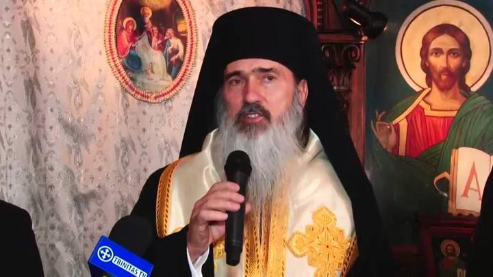 """teodosie Arhiepiscopul Tomisului, Teodosie Spagoveanu, s a convertit de ieri la """"secta"""" DNA"""