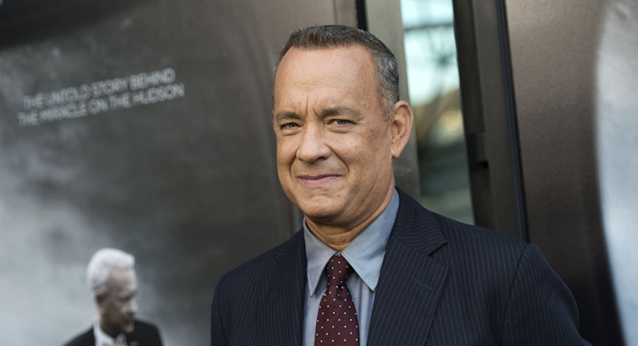 tom hanks Pussy Power contra Trump Tower